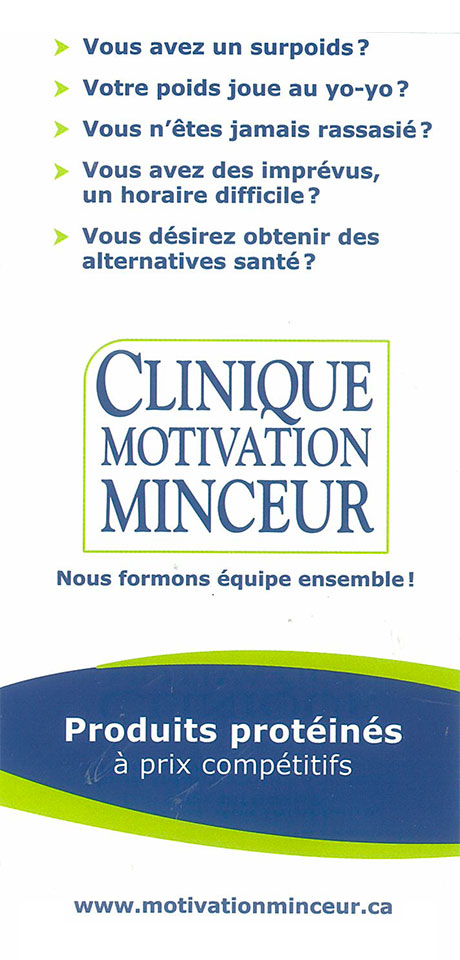 Clinique motivation minceur